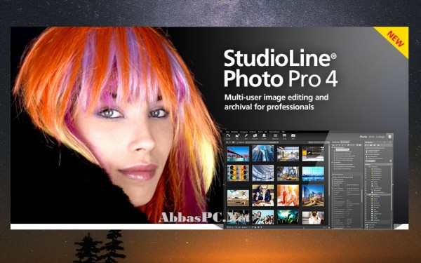 StudioLine Photo Pro Full Version Crack