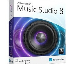 Ashampoo Music Studio 8 Crack Free Download