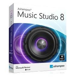 Ashampoo Music Studio 8 Crack Free Download