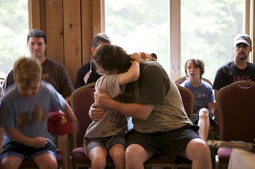 father-and-son-hug