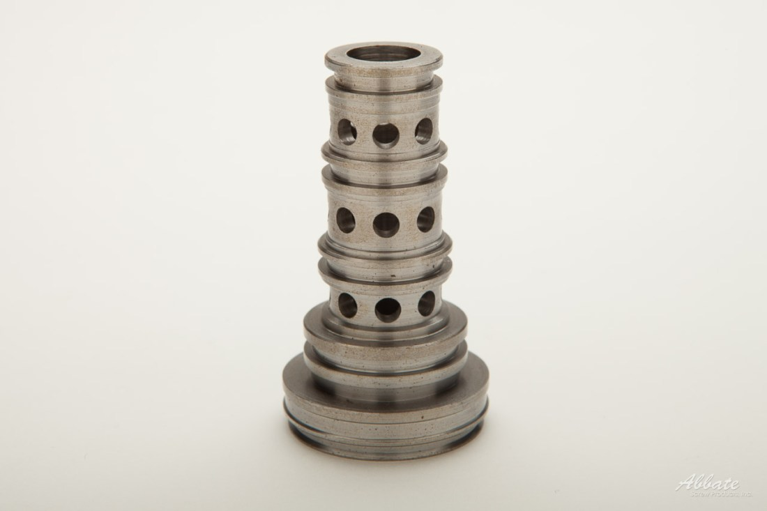 Abbate quality precision machined component