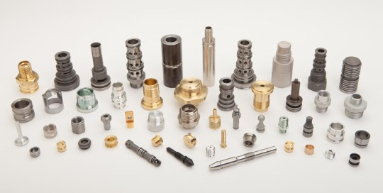 Abbate quality precision machined components