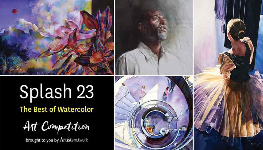 Splash Art Competition: The Best of Watercolor
