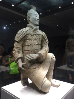 Terracotta warrior, Xi'an