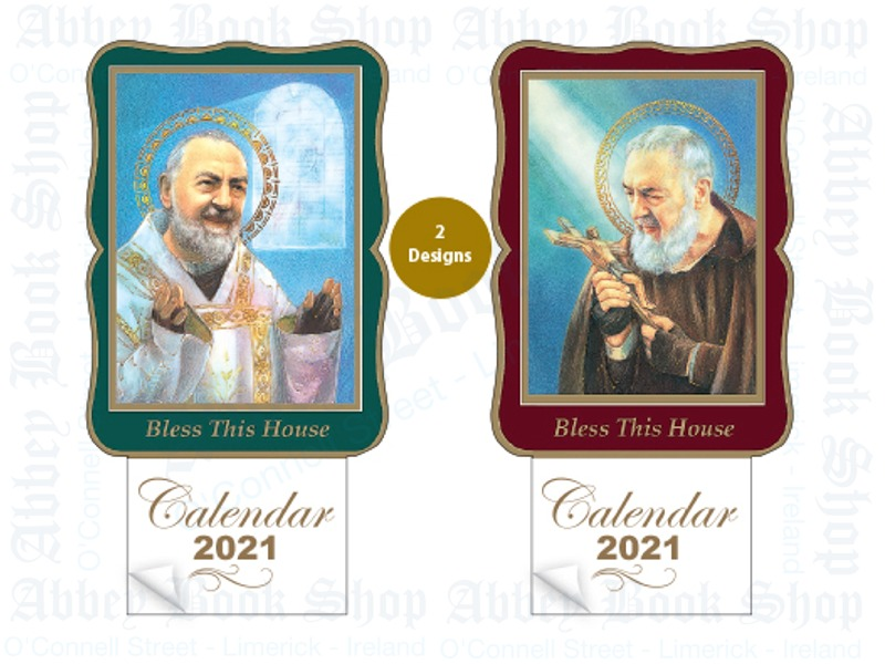 Calendar 2021 (Saint Pio)