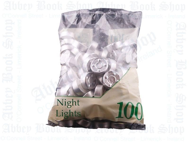 Votive Light 8 Hour (100 Pack)