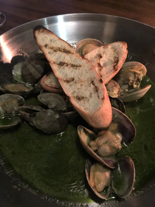 Cinque Terre Seattle Mussels