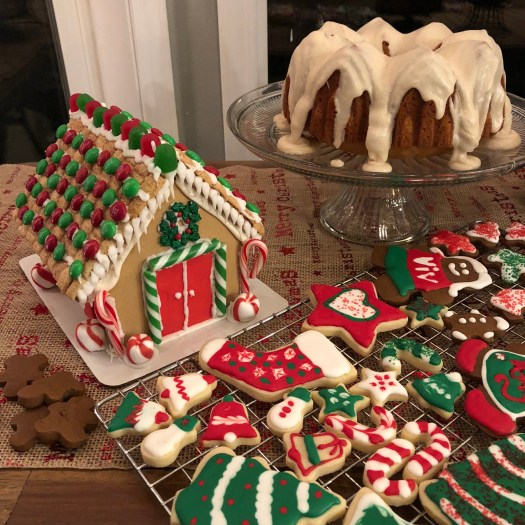Wilton Gingerbread House Christmas Cookies