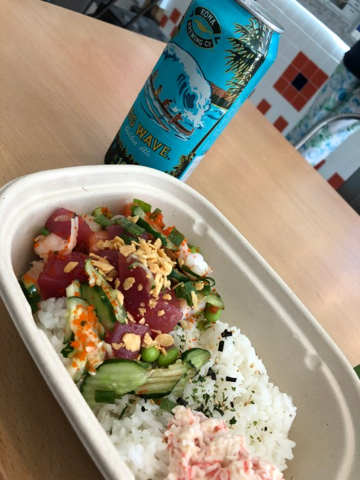 Poke Lunch Oahu