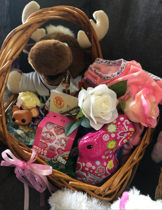 Sustainable Easter Basket 3