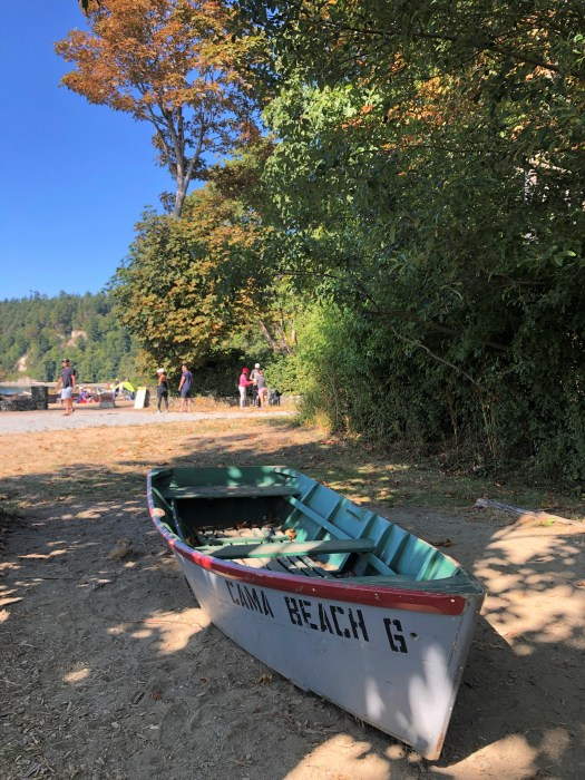 Cama Beach Camano Island Center for Wooden Boats