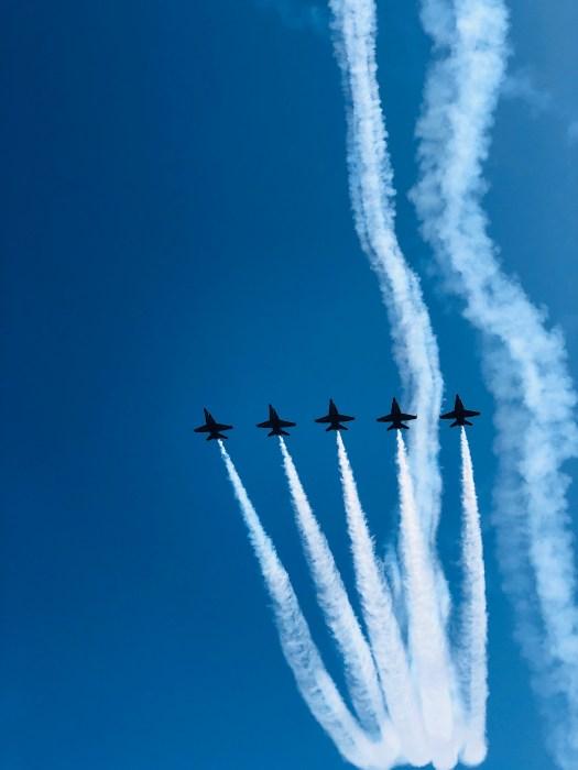 seafair blue angels air show 2