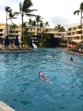 Sheraton Kona Resort Keauhou Bay Pool 1