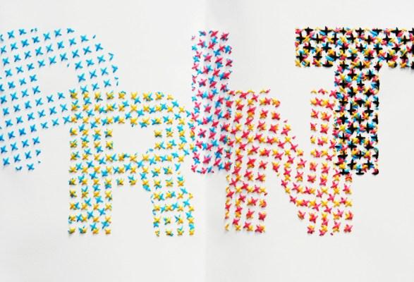 Screen vs. Print by Evelin Kasikov