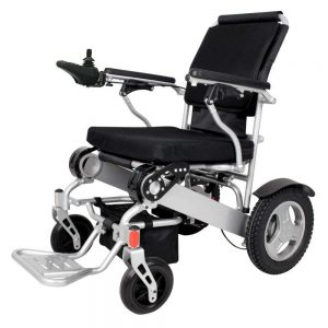 E-TRAVELLER180 FOLDING POWER WHEELCHAIR