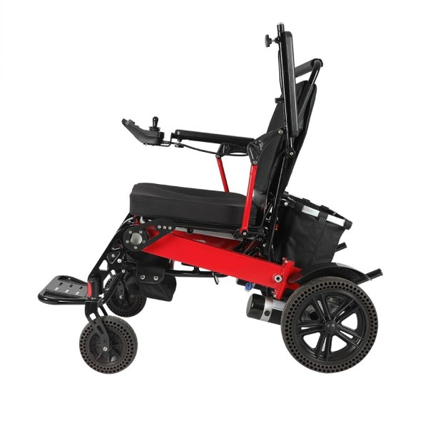 power wheelchair with remote control