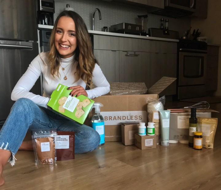 HAVE YOU HEARD OF BRANDLESS?