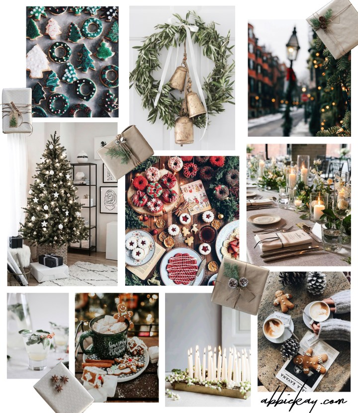 CHRISTMAS DECOR INSPO