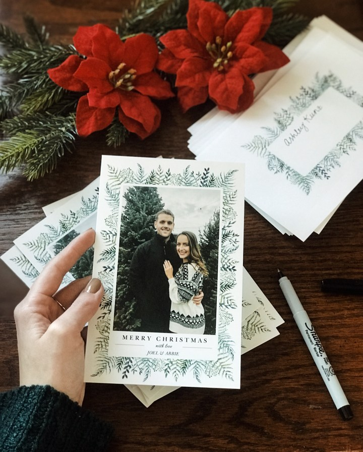 CREATING HOLIDAY CARDS