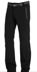 CMP Pantaloni convertibili con cerniera
