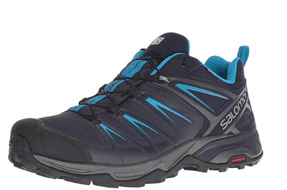 salomon x ultra 3 gtx migliori scarpe trekking leggere abbigliamentotrekking