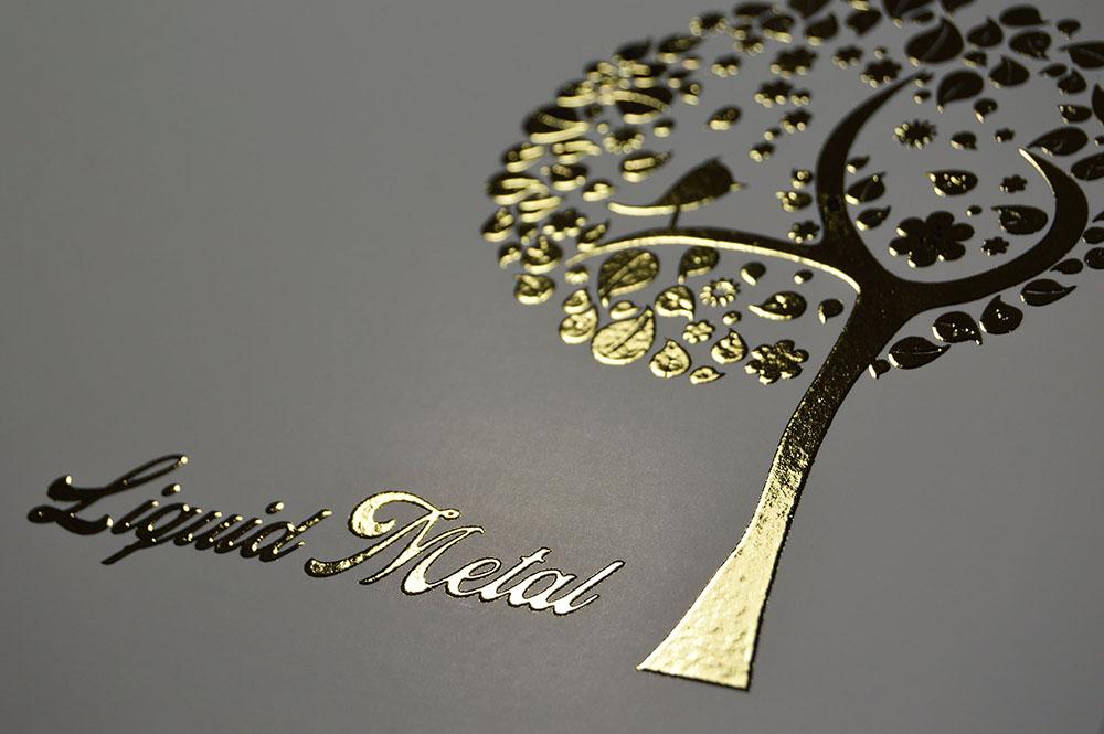 liquid metal tree