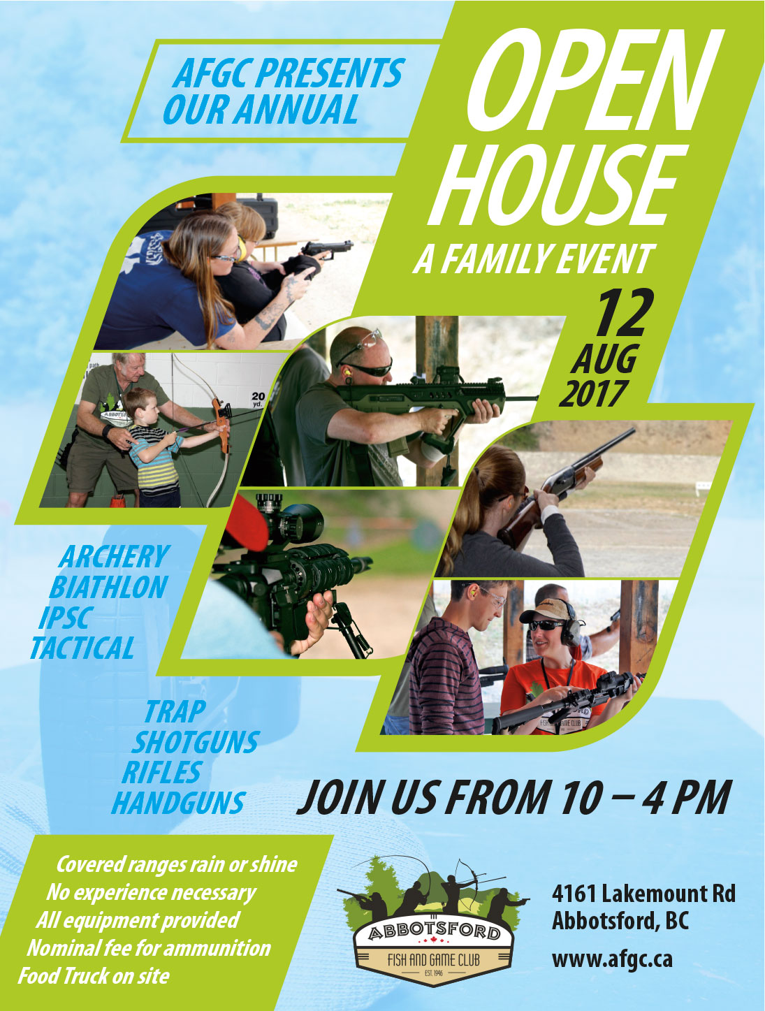 2017 Annual Open House