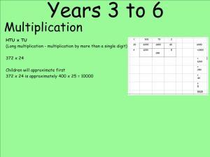 Abbots Langley School Maths Sessions for Parents - KS2v2_38