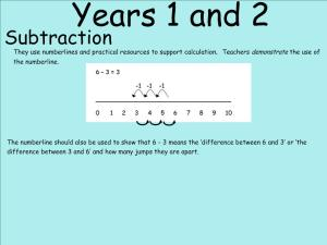 Abbots Langley School Maths Sessions for Parents - Nursery, Reception and KS1_22