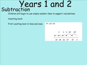 Abbots Langley School Maths Sessions for Parents - Nursery, Reception and KS1_25