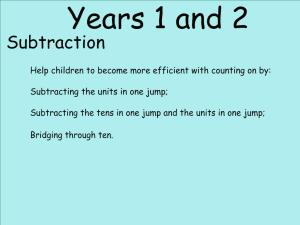 Abbots Langley School Maths Sessions for Parents - Nursery, Reception and KS1_30