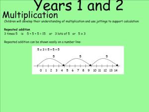 Abbots Langley School Maths Sessions for Parents - Nursery, Reception and KS1_34