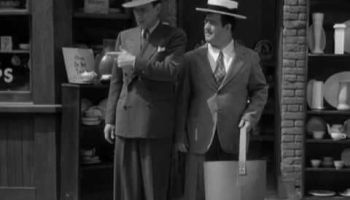 Abbott and Costello - Bagel Street