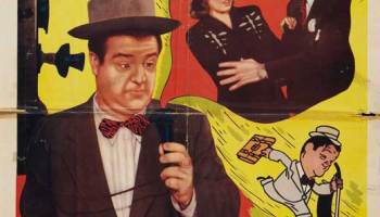 The Little Giant, starring Lou Costello and Bud Abbott - movie poster