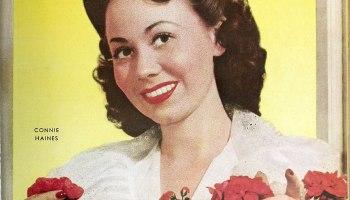 Connie Haines, circa 1943