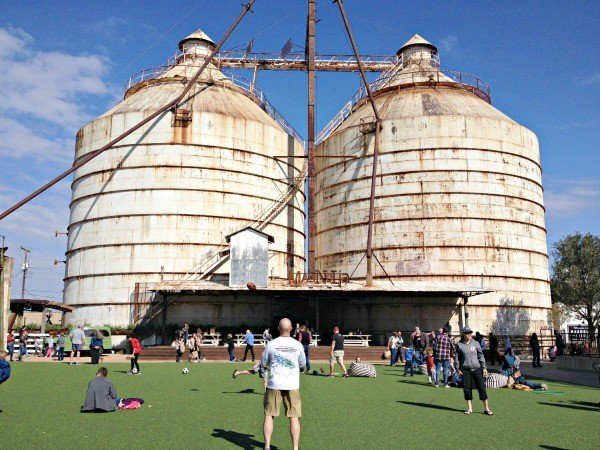 What to do on your visit to Magnolia Silos