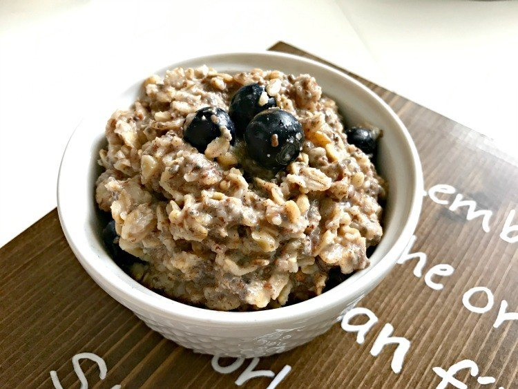 How I get 9 superfoods at breakfast