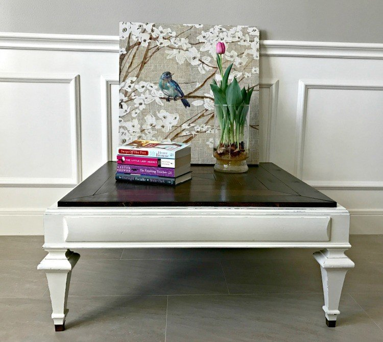 Coffee Table Makeover using my Miter Saw