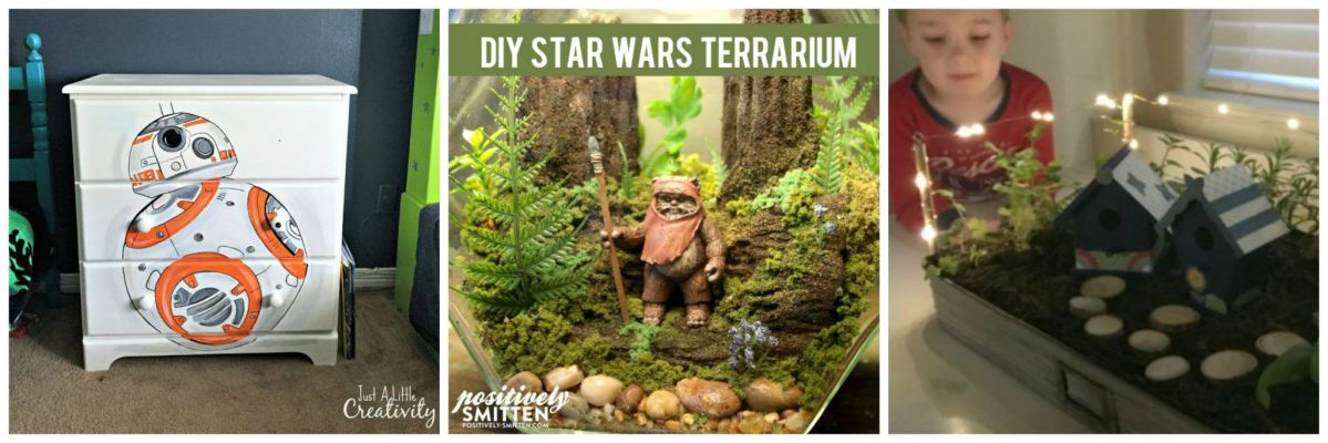Cool Star Wars Gifts to Make or Buy