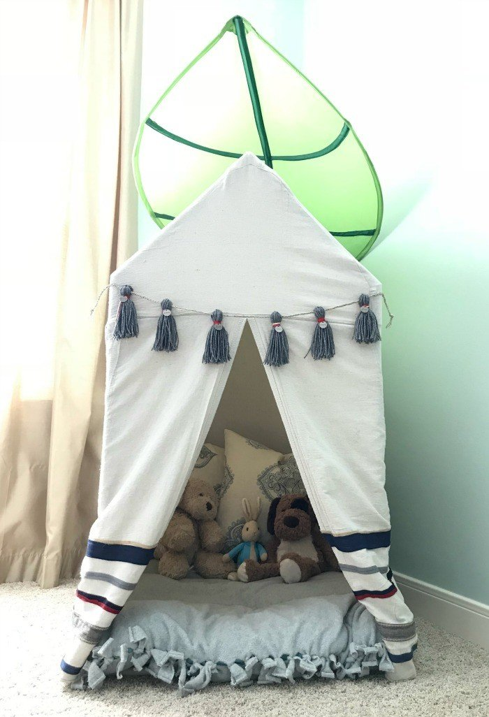 Build this Fun and Easy Kids PVC Pipe Tent!  sc 1 st  Abbotts At Home & Build this Fun and Easy Kids PVC Pipe Tent! - Abbotts At Home