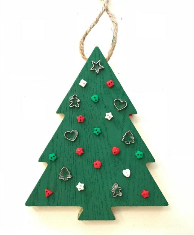 6 Fun & Easy Christmas Ornaments For Kids To Make