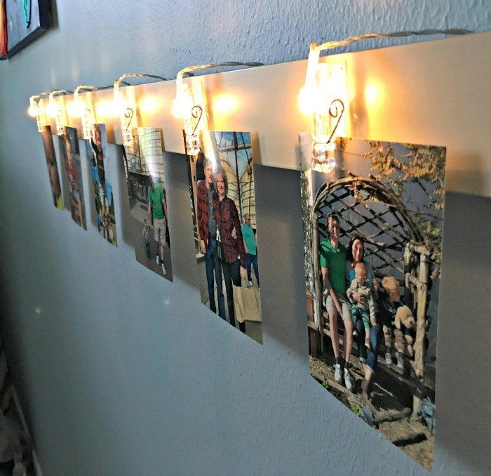 Easy DIY Display Board for Photos and Kids Art