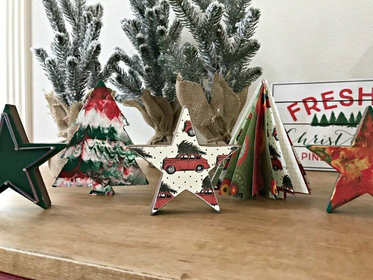 12 Fun & Easy Handmade Christmas Ornament Ideas