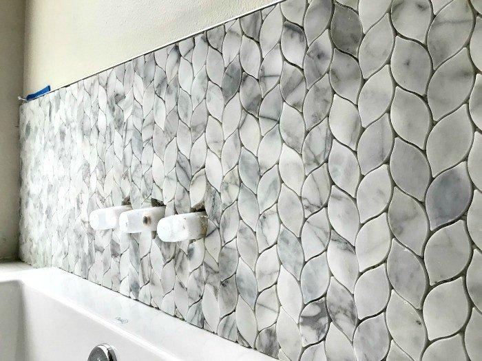 Marble Mosaic Tile Bathroom Installation Tips
