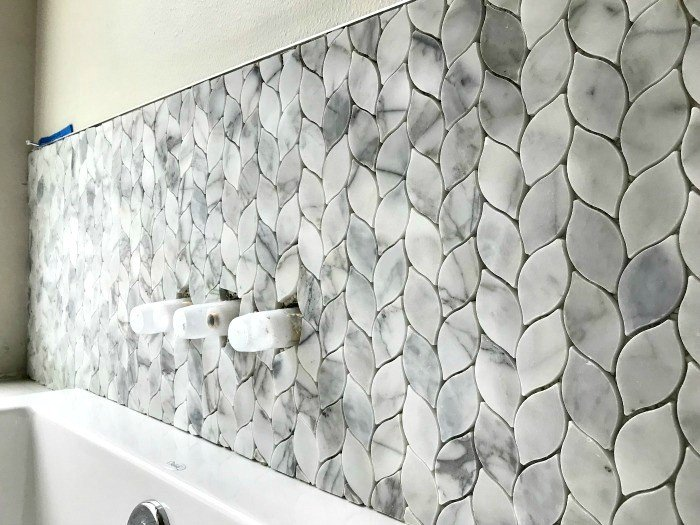 Marble Mosaic Tile Bathroom Installation Tips