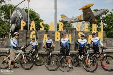 check point : Pasar Seni Gabusan