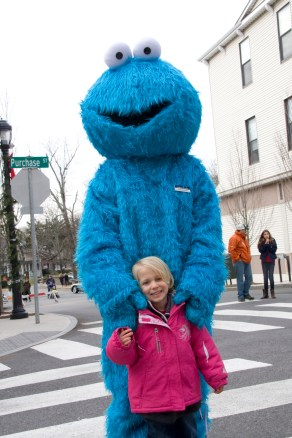 Cookie monster et moi
