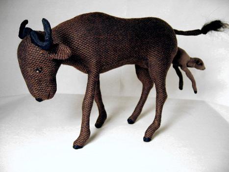 Wildebeest_birth