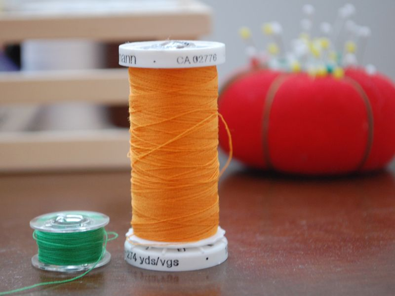 Thread and bobbin