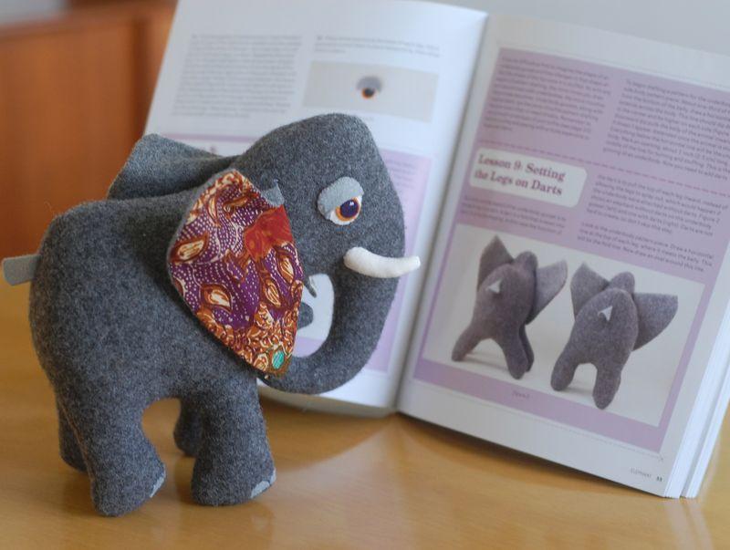 Elephant by Abby Glassenberg